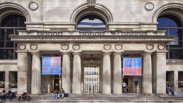 芝加哥文化中心