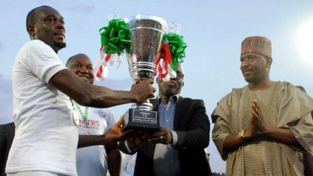 'Yan kulub din Enugu Rangers