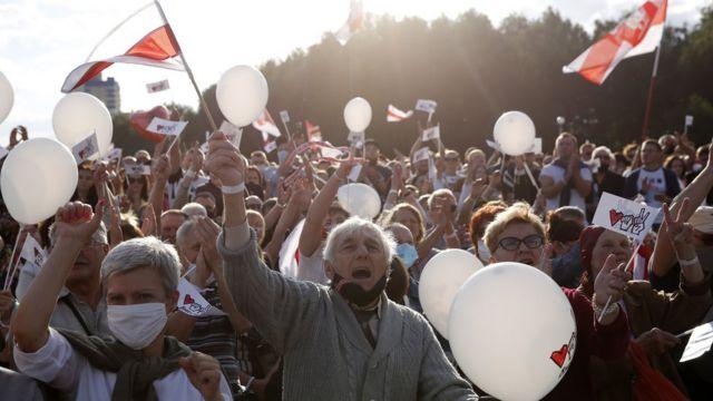 大統領 選挙 ベラルーシ