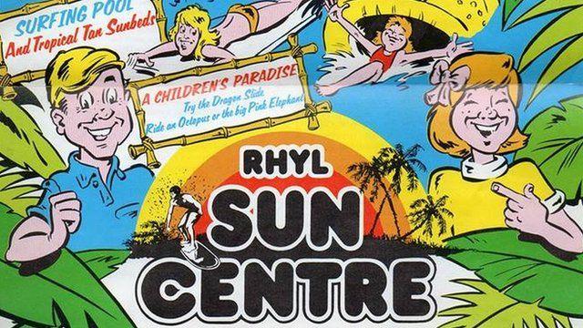 Rhyl Sun Centre leaflet