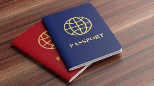پاسپورٹ، کینیڈا،