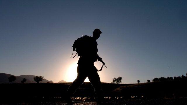 سرباز ترکیه