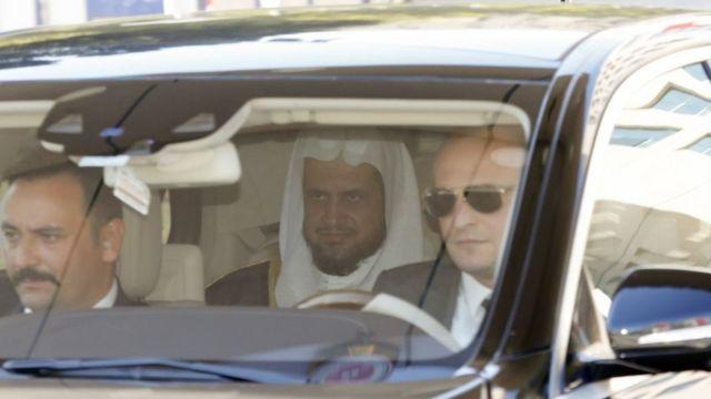 Suudi Arabistan Başsavcısı Suud el-Macib