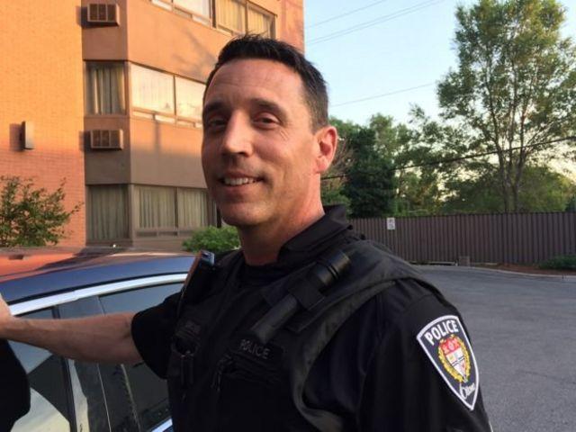 Sargento da polícia