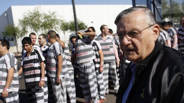 Prisioneros de Maricopa