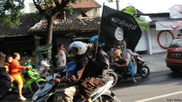 Bendera ISIS