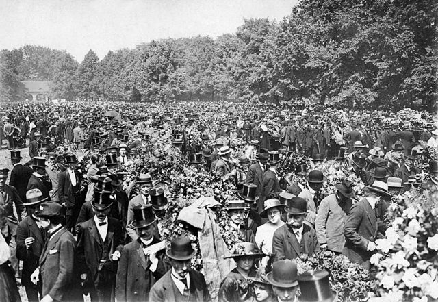 Funeral de Rosa Luxemburgo