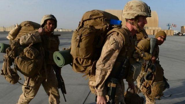 افغانستان، توافقنامه دوحه، مذاکرات صلح، خروج نیروهای آمریکایی
