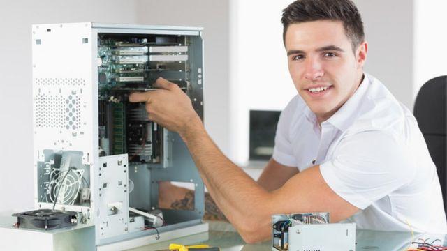 مهارة صيانة أجهزة الكمبيوتر