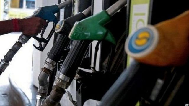 पेट्रोल, डीज़ल, कश्मीर