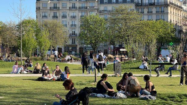 Công viên Paris