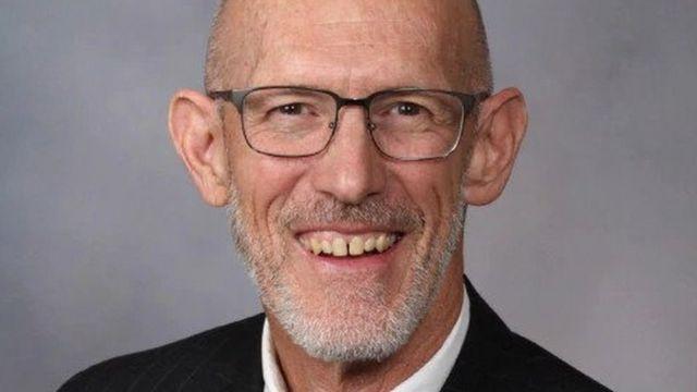 O médico Gregory Poland