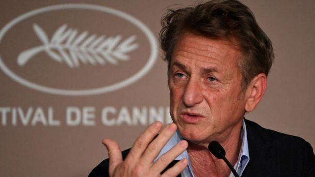 Ator Sean Penn