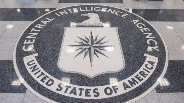 美國中情局總部