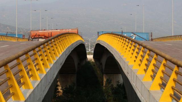 Puente de tienditas.