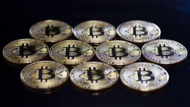 Monedas de bitcoin medals