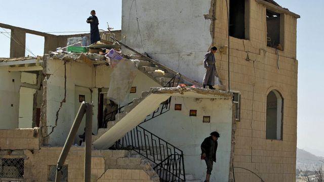 حمله یمن