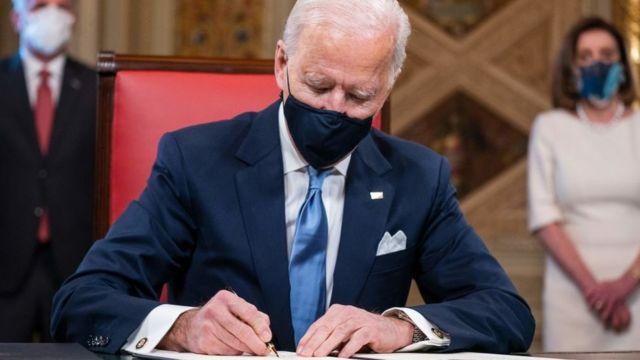 Amerika i inauguracija: Prvi potezi Džoa Bajdena - snažno u borbu protiv korona virusa