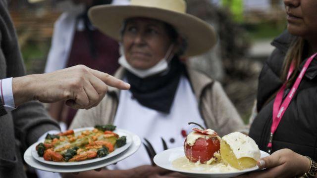 platos tipicos de Arequipa