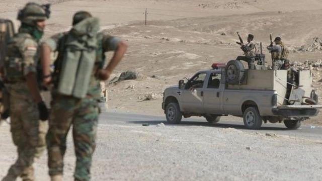 قوات الشرطة الاتحادية متهمون بانتهاك حقوق الإنسان خلال معركة الموصل