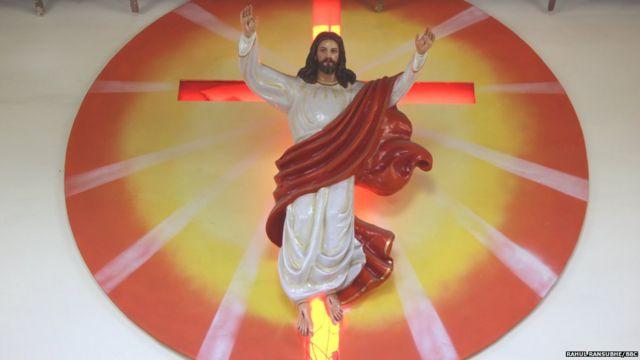 येशूख्रिस्तांची प्रतिमा