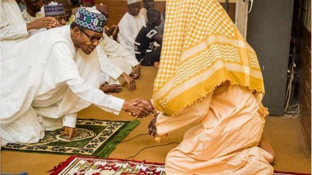 Buhari ati Aafa