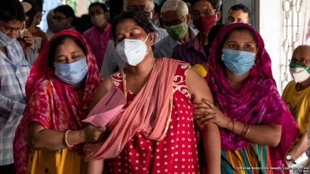 कोरोना की तीसरी लहर या किसी और महामारी के लिए भारत कितना है तैयार? - BBC  News हिंदी