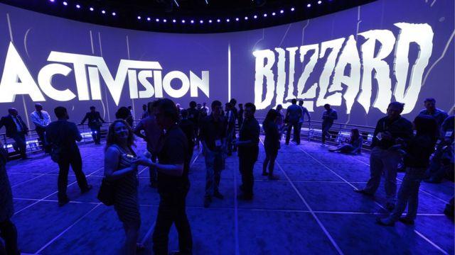 动视暴雪(Activision Blizzard)公司展