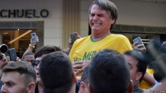 ब्राझील, जायर बोलसेनारो