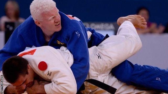Anatoly Shevchenko en Judo