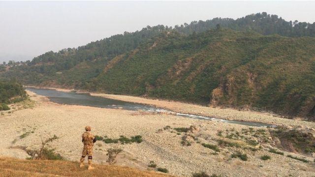 कश्मीर में नियंत्रण रेखा