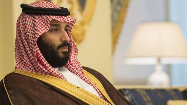 الأمير محمد بن سلمان آل سعود