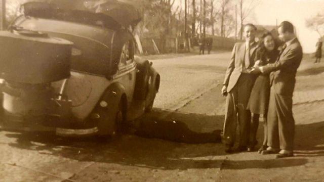 Лале жана Гита, 1940-жылдардын экинчи жарымы.