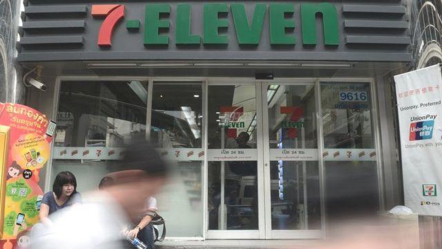 เซเว่น จะกลายเป็น ตัวแทนธนาคาร ?