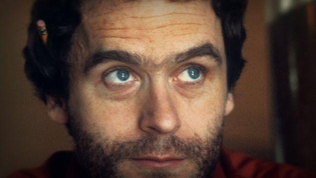 Retrato de Ted Bundy