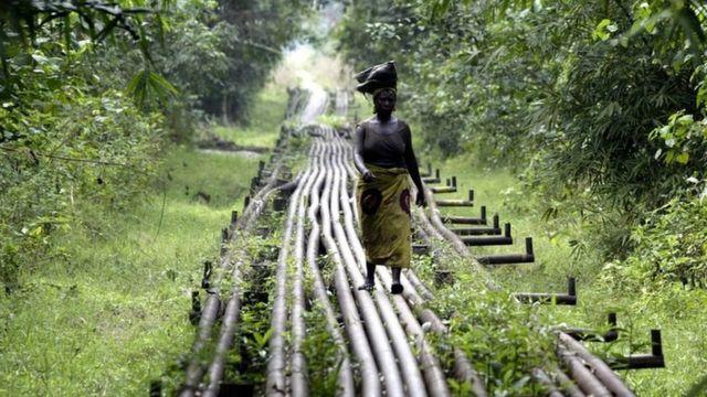 Yankin Nija Delta da ke kudancin Najeriya