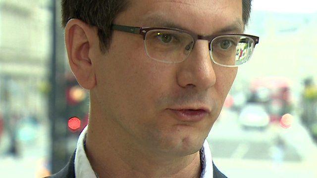 Steve Baker, MP
