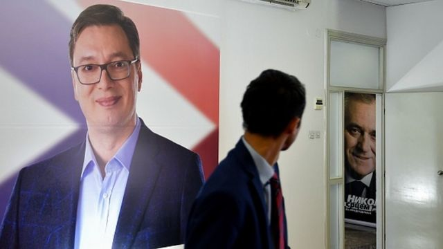 Vučić i Nikolić