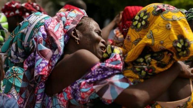 زوجات بوكو حرام