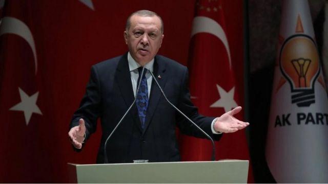 Madaxweyne Erdogan