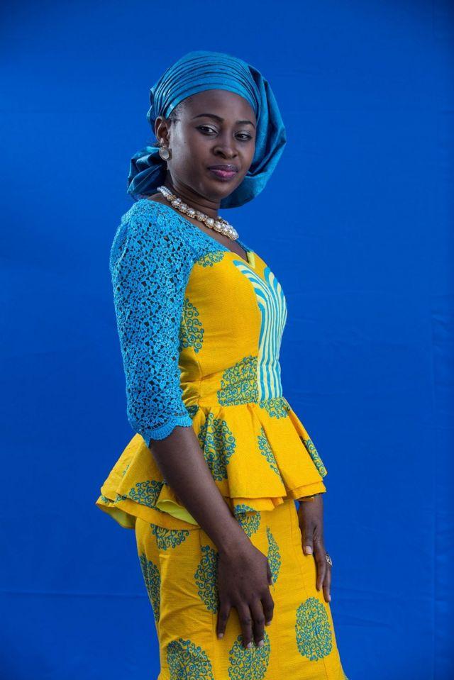 Mulher nigeriana