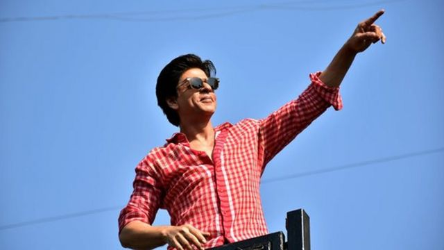 شاہ رخ خان ب