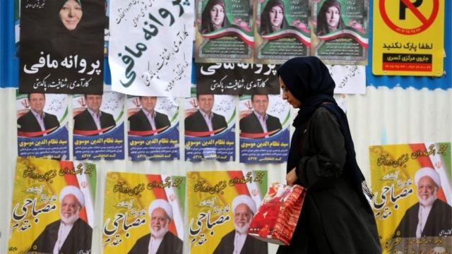 İran seçimleri