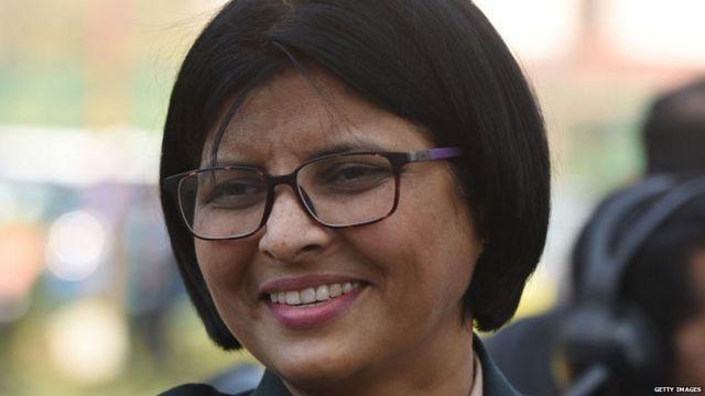 सीमा सिंह इस केस में मुख्य याचिकाकर्ता थीं
