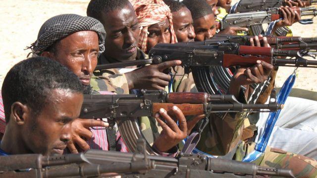 Al Shabaab yatswe umuji wa Bardhere mu mwaka uheze ariko ibandanya kugabayo ibitero