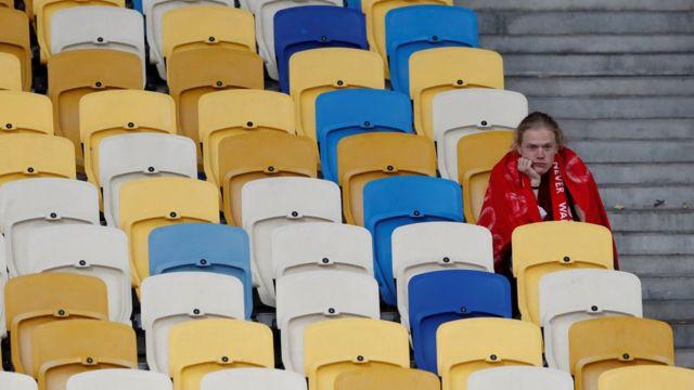 """Расстроенный фанат """"Ливерпуля"""""""