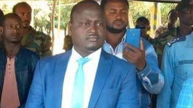 Preezidantii Naannoo Beenishaangul Gumuuz , obboo Ashaadil Hasan