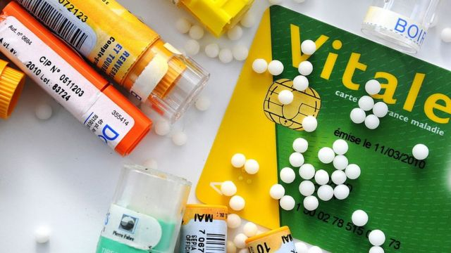 comprimidos homeopáticos