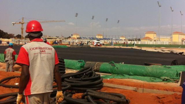 Odebrecht em Angola