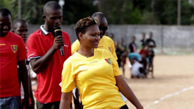 Déterminée plus que jamais à aider à l'épanouissement de ''toute cette couche vulnérable'' du pays, Zeinab Camara est convaincue que le football est bel et bien ''un secteur de promotion'' pour les plus jeunes.
